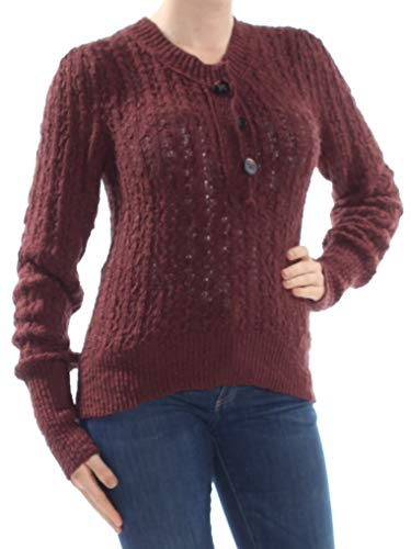 Free People All My Friends Henley Pullover (M)