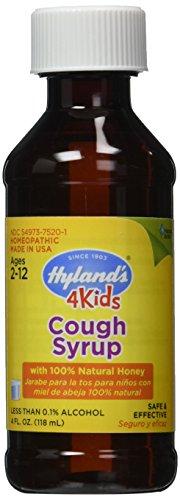 Hylands Cough Syrup Natural Liquid