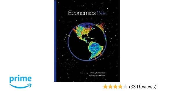 Economics paul a samuelson william d nordhaus 9780073511290 economics paul a samuelson william d nordhaus 9780073511290 amazon books fandeluxe Choice Image