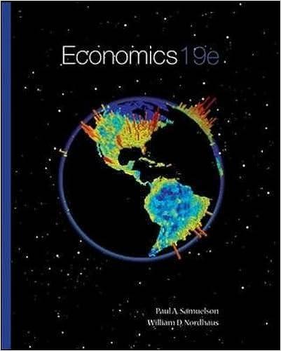 Economics paul a samuelson william d nordhaus 9780073511290 economics 19th edition fandeluxe Choice Image