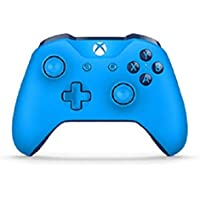 Microsoft Xbox Wireless Controller for Xbox One, One S and Windows 10 - Blue XboxOneS-CTRL-Blue - Standard Edition
