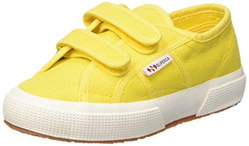 Sneaker Classic Giallo 176 Bambino cotjstrap 2750 Superga Stzw1qx0Rw