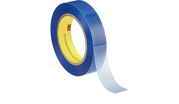 3M 7000049602 Polyester Abdeck Klebeband Fr Pulverlackierung 8902 25 0 09 Mm Blau Amazon Industrial Scientific
