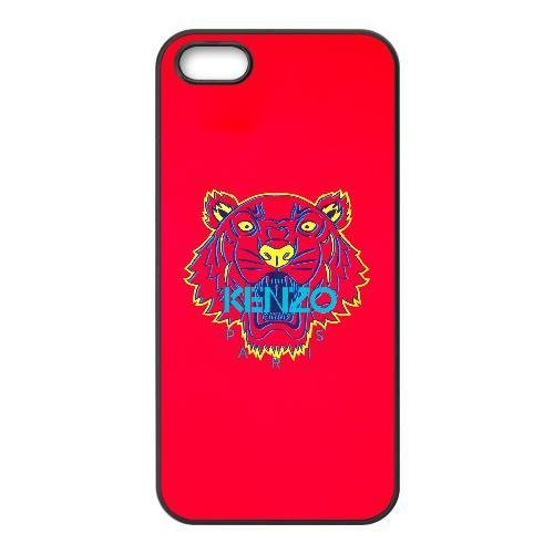 iPhone 4 4s Case,Generic Cell Phone Case for iPhone 4 4s [Black] Kenzo [Custom] KH8103
