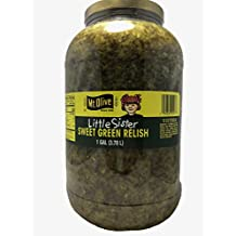 Mt. Olive Little Sister Sweet Green Relish - 1 Gallon