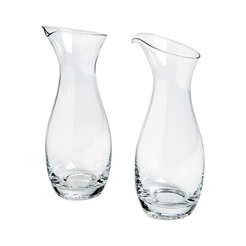 (Fun Express - Pitcher Shaped Sand Ceremony Jars (2pc) for Wedding - Home Decor - Gifts - Wedding & Bridal - Wedding - 2 Pieces)