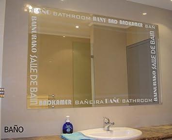 vinilo para espejos bao varios colores