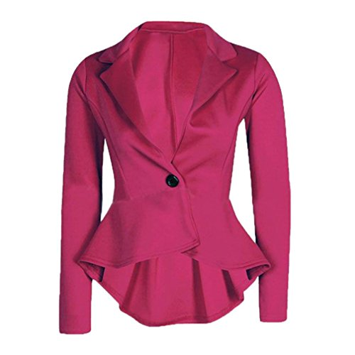 PHOTNO jacket Peplum Blazer outwear product image