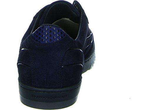 Floris van Bommel Men's 16094/01 Lace-Up Flats blue blue blue Size: 11 xMmnHs0FeJ