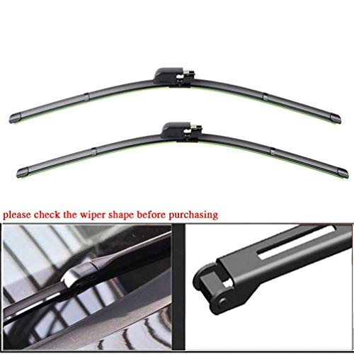 Wiper Blades for Mercedes-Benz C CLK Class 2003-2009 AUDI A8 S8 2004-2010 22'' + 22