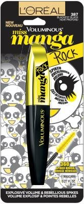 Loreal Voluminous Manga Mascara Blackest