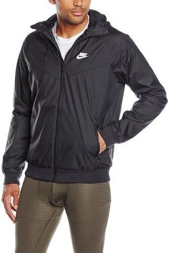Nike Windrunner Veste à capuche Homme: : Sports et