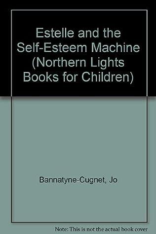 book cover of Estelle and the Self-esteem Machine