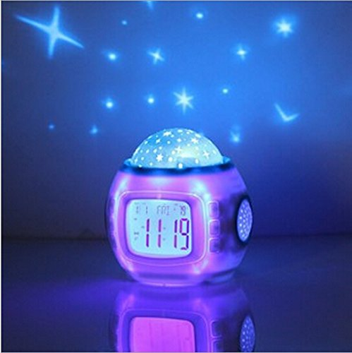 Kids Alarm Clock Radio - 8