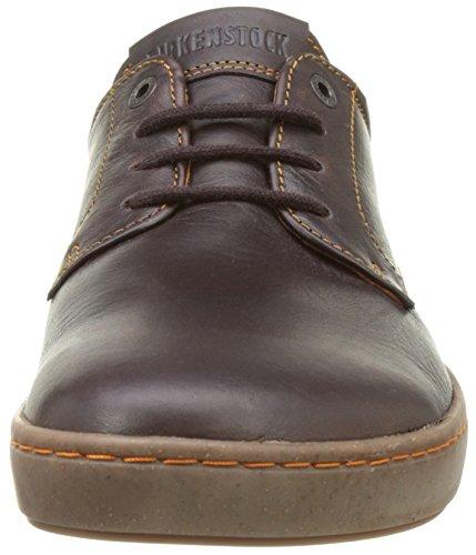 Birkenstock Navarino, Zapatos de Vestir para Hombre Marrón (Brown)