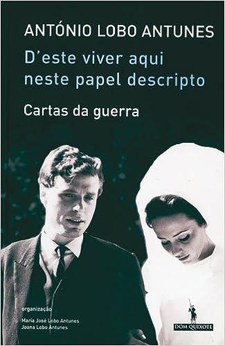 DEste Viver Aqui Neste Papel Descripto: Amazon.es: António ...