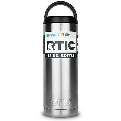 Rtic Stainless Steel Bottle (18oz) (Alabama Insulated Bottle)