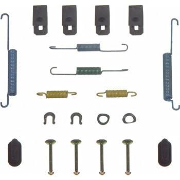 Wagner H17230 Drum Brake Hardware Kit Rear