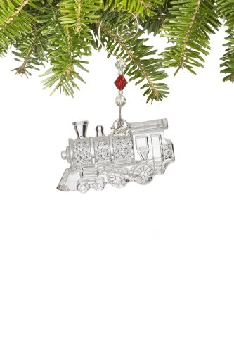 Waterford Crystal 2009 Train Engine Ornament, First in a Series