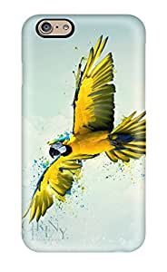 New Style New Fashion Premium Tpu Case Cover For Iphone 6 - Born To Fly 6947397K67044442