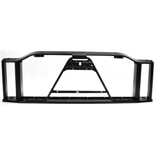 Perfect Fit Group C250116 - Silverado P/U Radiator Support, Assembly, Black, Steel