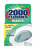 2000 Flushes 290074 Chlorine Antibacterial Automatic Toilet Bowl Cleaner 1.25 OZ (Pack of 1)