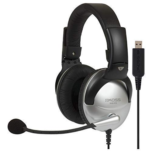(Koss SB45 USB Communication Headsets)