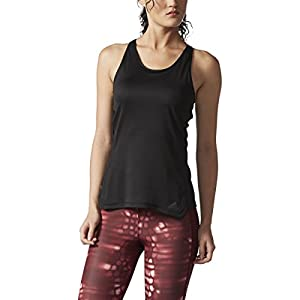 adidas Women's Running Response Built in Cup Tank Top