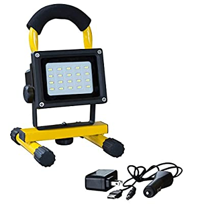 Pro-Series Rechargeable LED Work Light (LED20)