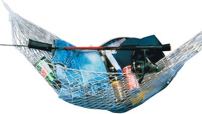 "Nylon Gear Hammock (Length: 60) By Sea-Dog Corporation"", Outdoor Stuffs"