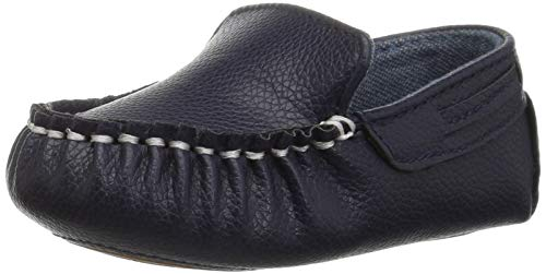 The Children's Place Boys' Moccassin Loafer Moccasin, Tidal, 6-12MONTHS Child US Infant by The Children's Place (Image #1)
