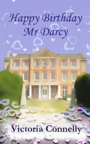 book cover of Happy Birthday Mr Darcy