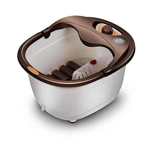 MHGAO Foot tub automatic massage foot reflexology