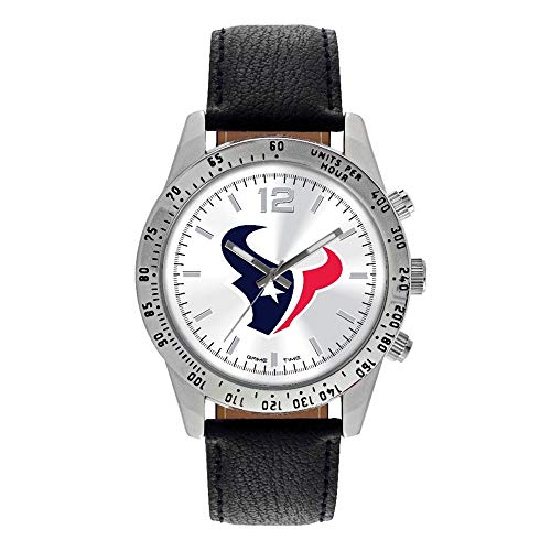 Gifts Watches NFL Houston Texans Letterman Watch