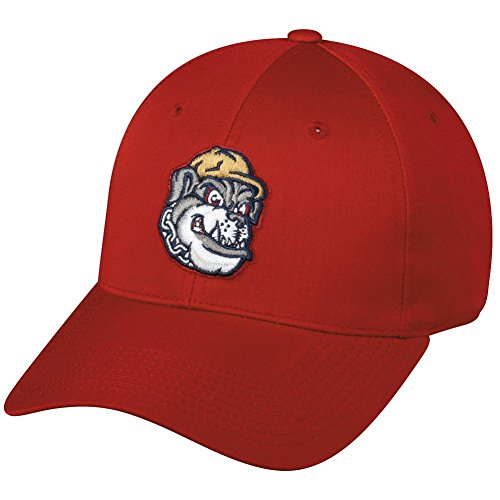 Mahoning Valley Scrappers Velcro Adjustable Cap (Home, - Valley Outlets