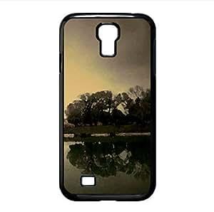 Dark Autumn Watercolor style Cover Samsung Galaxy S4 I9500 Case (Autumn Watercolor style Cover Samsung Galaxy S4 I9500 Case)