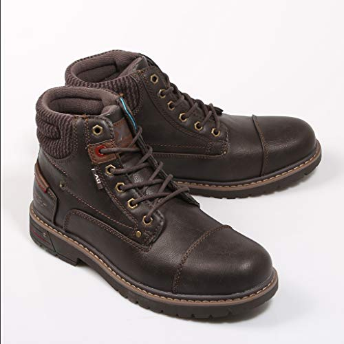 Dark Brown Men Xti For Boots Ankle Y5nqxdq