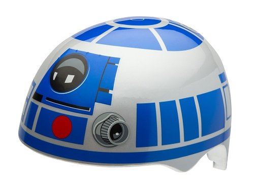 Bell Child Star Wars R2D2 Multi-Sport Helmet (Child Bike Helmet)