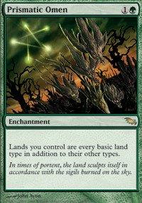 Magic: The Gathering - Prismatic Omen - Shadowmoor