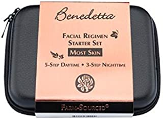 product image for Benedetta Facial Regimen Starter Set Most Skin
