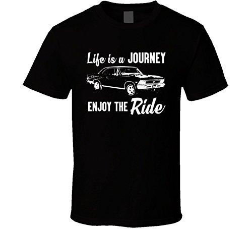 1968 Chevrolet Chevelle-Malibu Ss 396 350hp Enjoy The Ride Vintage Car T Shirt L ()