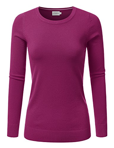 JJ Perfection Womens Pullover Sweater
