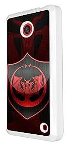 522 - Game of Thrones Sigil House Targaryen Symbol Emblem Design For Nokia Lumia 630 Fashion Trend CASE Back COVER Plastic&Thin Metal