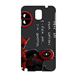 Cool-benz Unique deadpool 3D Phone Case for Samsung Galaxy Note3