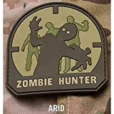 Perfect Company Mil-Spec Monkey Zombie Hunter PVC Patch - (Arid)