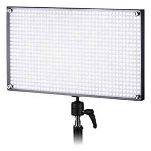 fotodiox pro led 876a still video photography studio led light kit with. Black Bedroom Furniture Sets. Home Design Ideas