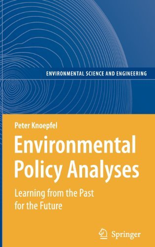 Environmental Policy Analyses (Environmental Science and Engineering) Pdf
