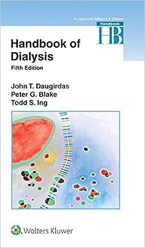 {* BEST *} Handbook Of Dialysis. horas TABACO Traje punto proxima