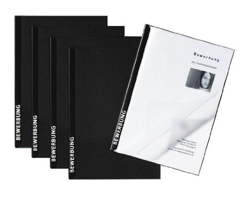 Pagna - Pagna BewerbungssetScore, DIN A4, schwarz 22023-04
