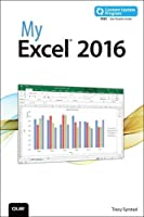 My Excel 2016 Front Cover